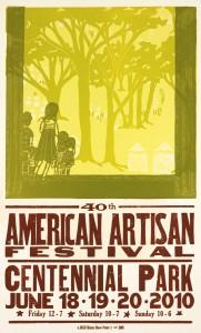 American Artisan Festival 2010 - Nashville, TN