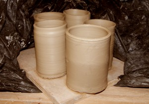 Stoneware - Test Cylinders