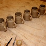 Six Inch Tall Mugs