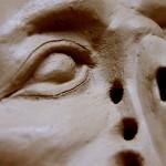Fowl Mask Close-up