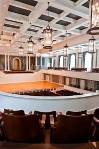 McAfee Concert Hall - Belmont University
