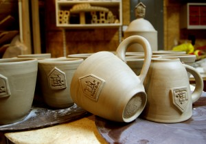 Hope House Project Mugs